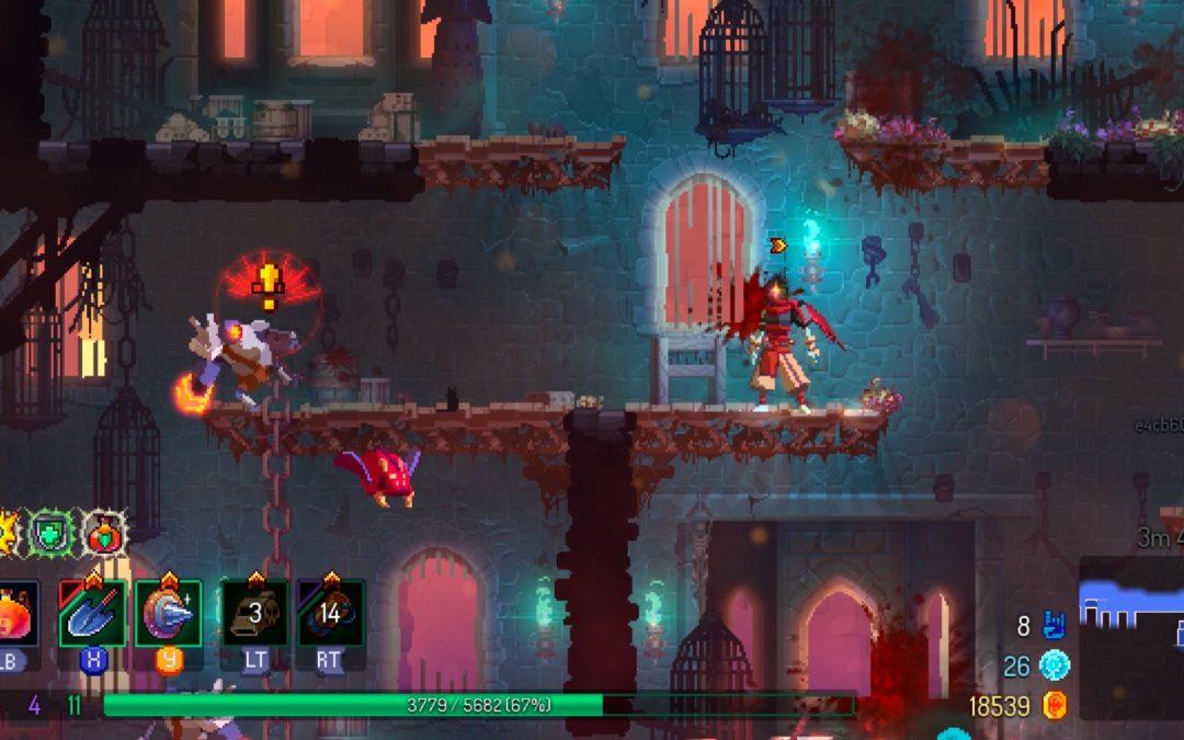 Dead Cells introduce nuevos enemigos y armas con su último parche