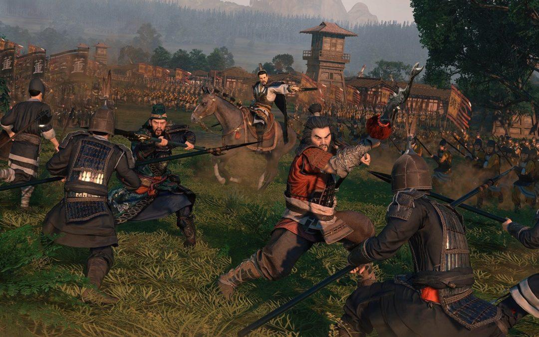 Total War: Three Kingdoms se transforma en agosto en un Musou