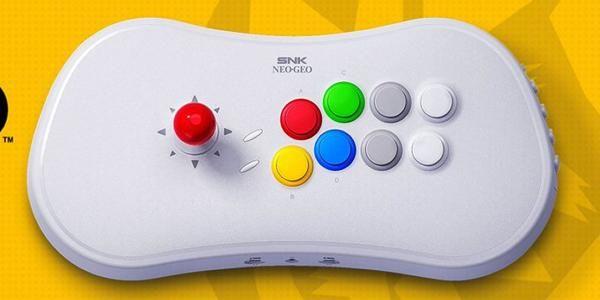 SNK anuncia su NeoGeo Arcade Stick Pro