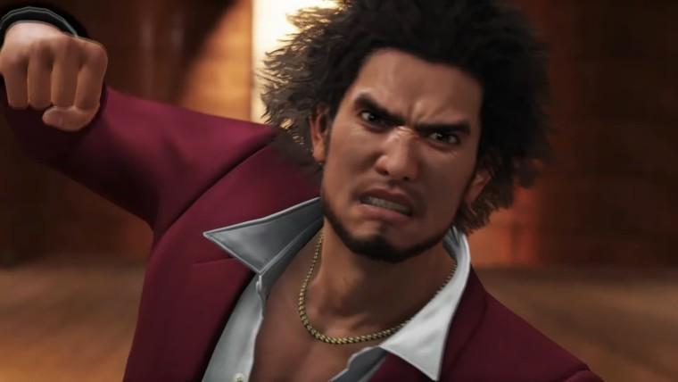 Gameplay de Yakuza: Like a Dragon, paisajes y combate en Shenmue III