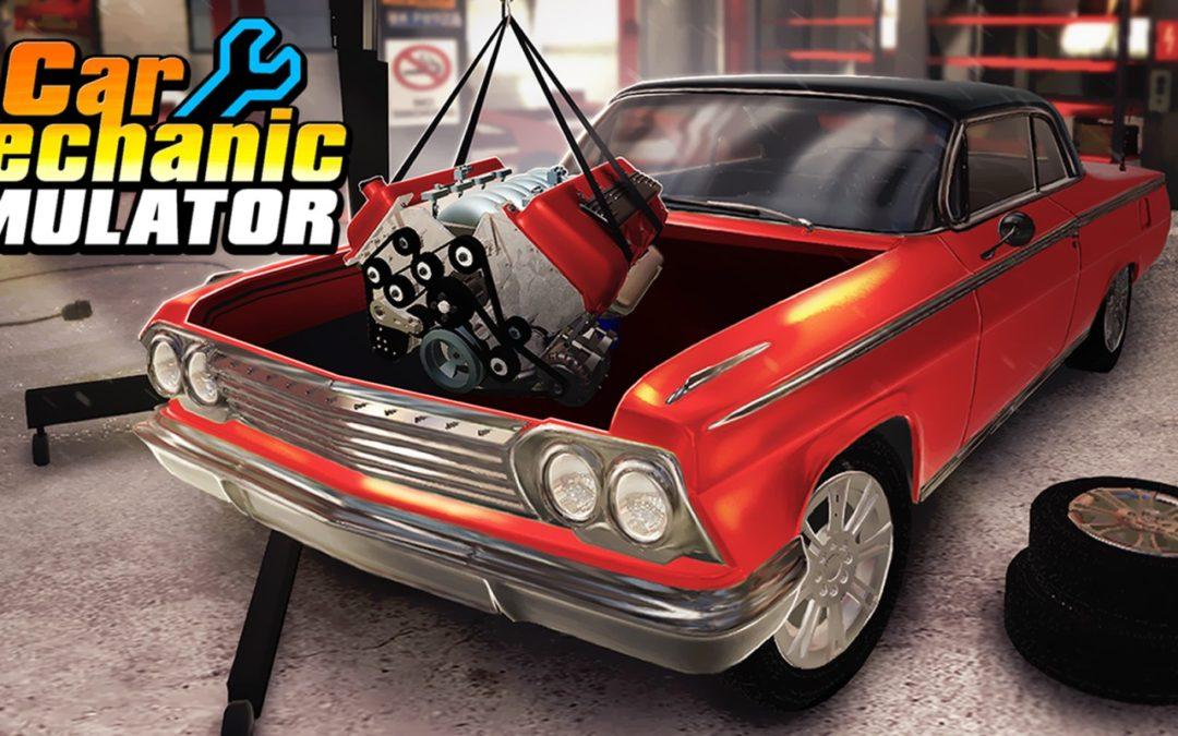 Análisis Car Mechanic Simulator
