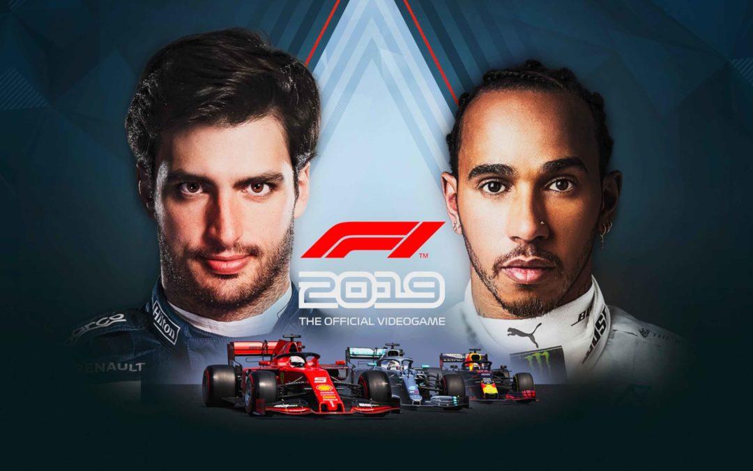 Análisis F1 2019