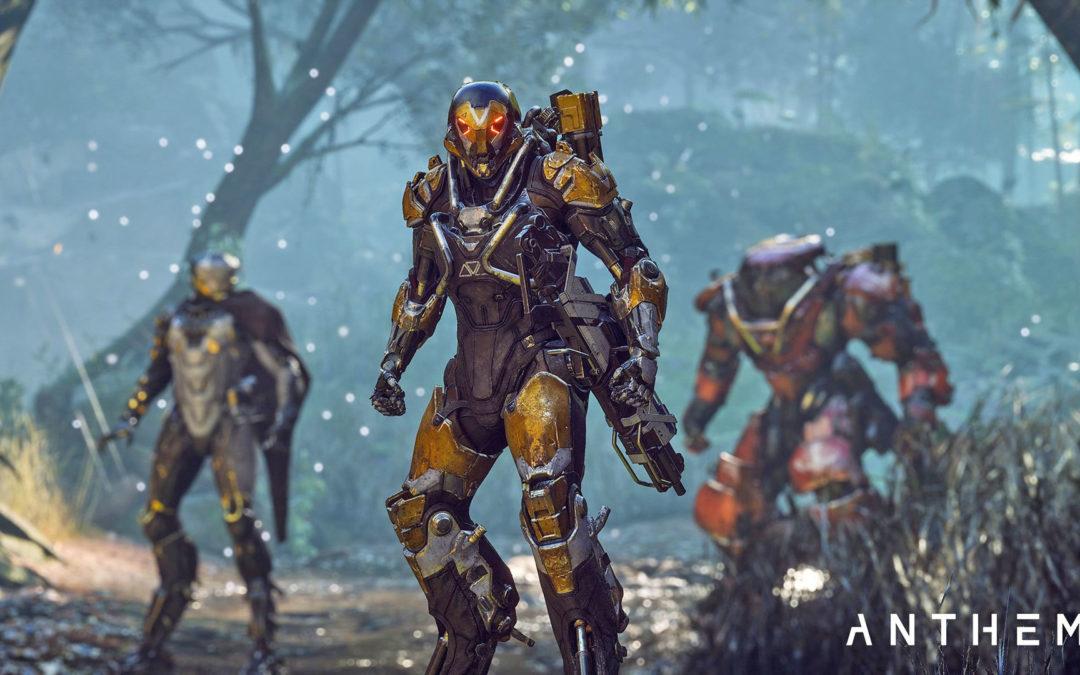 Bioware: «seguimos trabajando en Anthem»