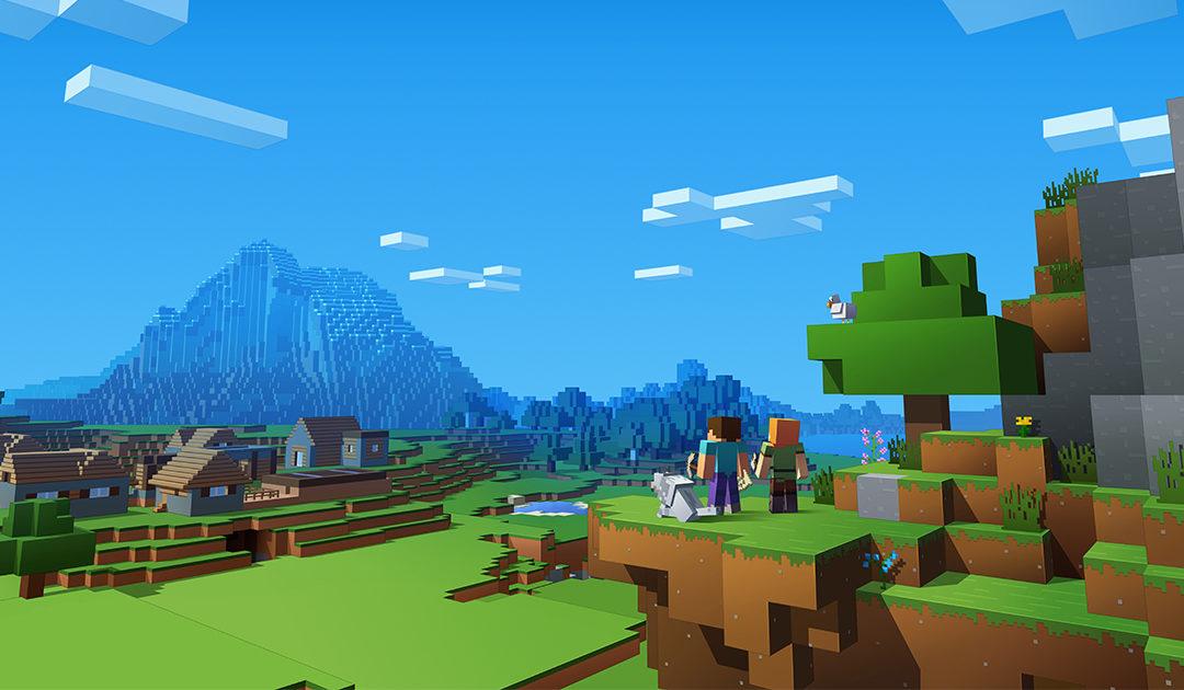 Minecraft supera la barrera de los 112 millones de usuarios mensuales