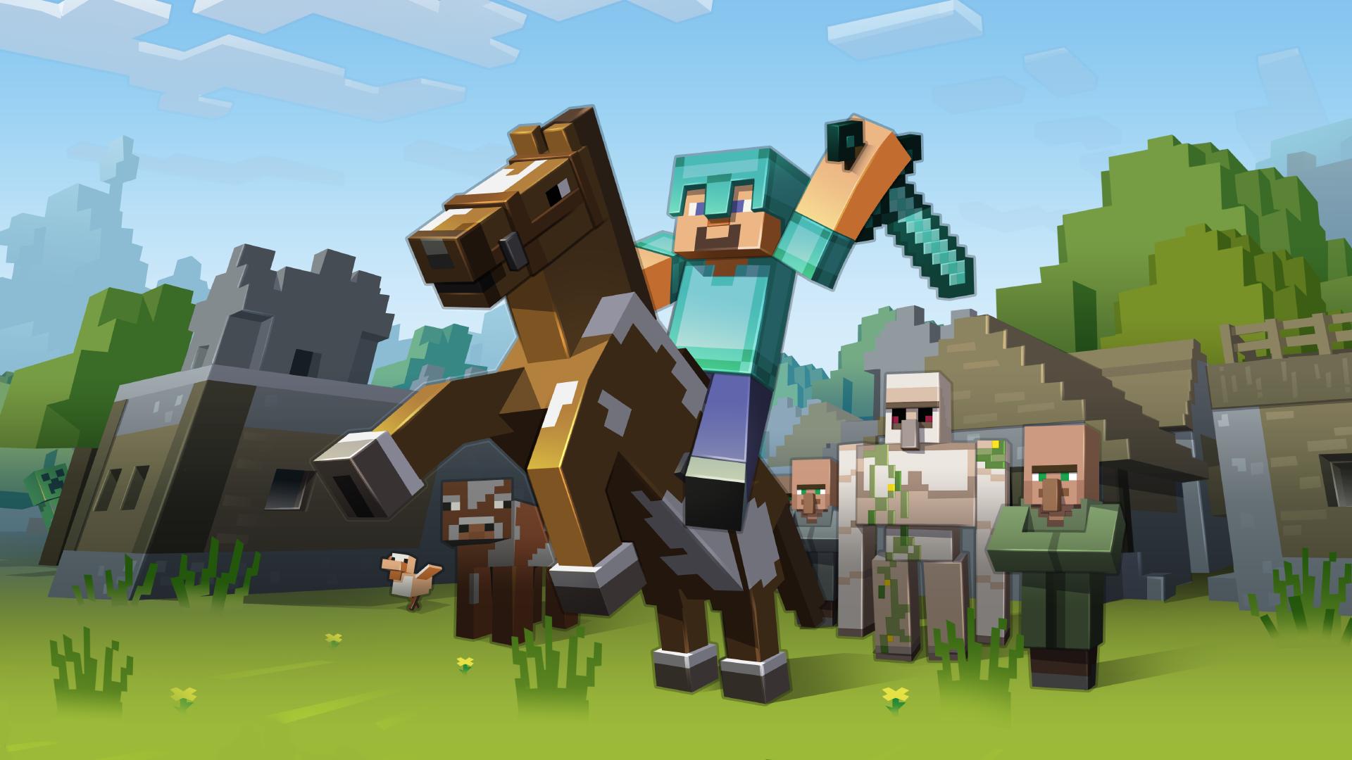 Así es el nuevo modo de creación de personajes de Minecraft