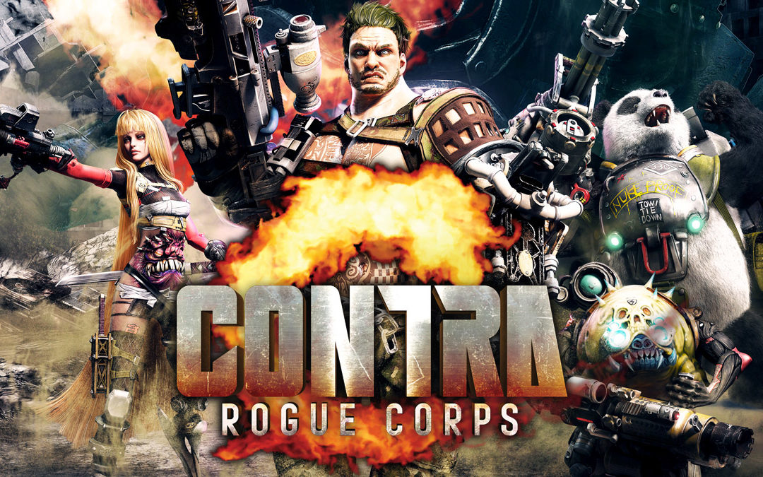 Demo de Contra: Rogue Corps ya disponible