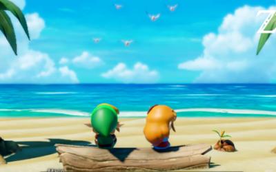 Tráiler completito de The Legend of Zelda: Link's Awakening