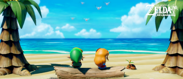 Tráiler completito de The Legend of Zelda: Link's Awakening