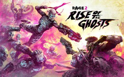 Rage 2: Rise of the Ghosts nos invita a regresar a su violento y alocado yermo