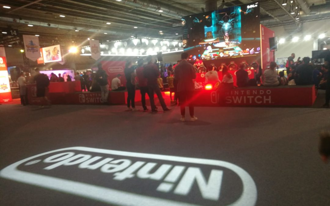 Crónica ligera de Madrid Games Week 2019