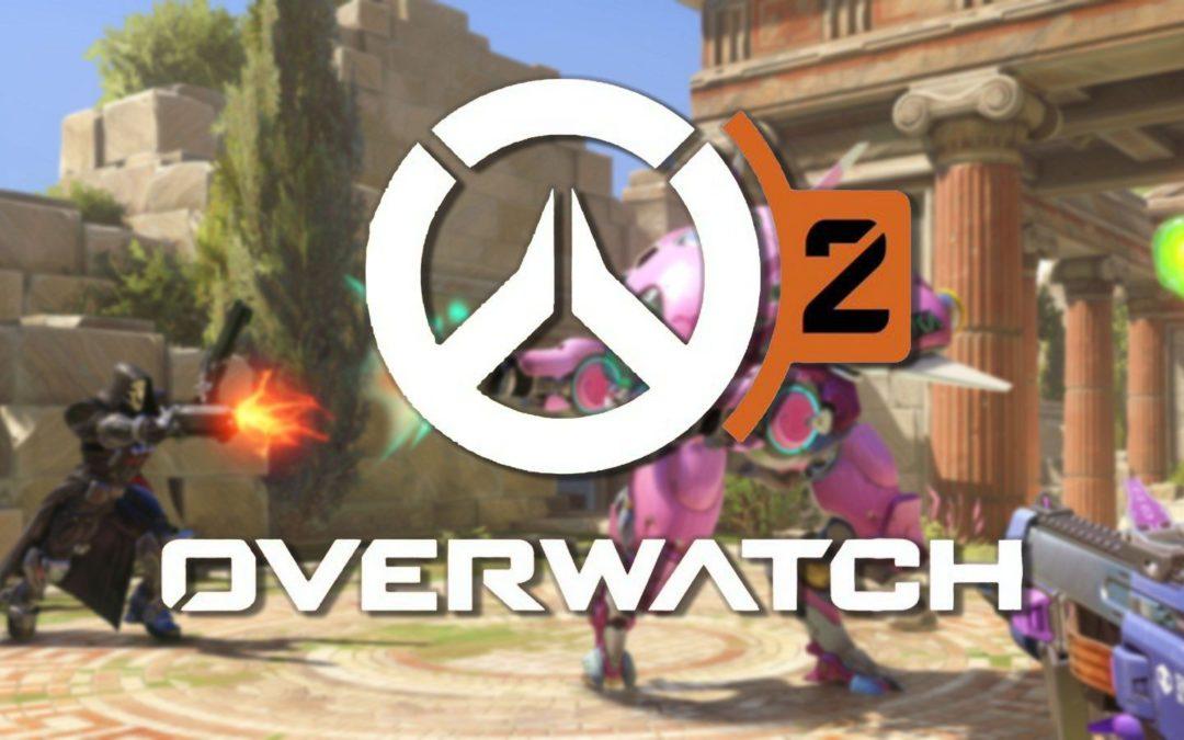 Overwatch 2 podría ser presentado y mostrado en la próxima BlizzCon