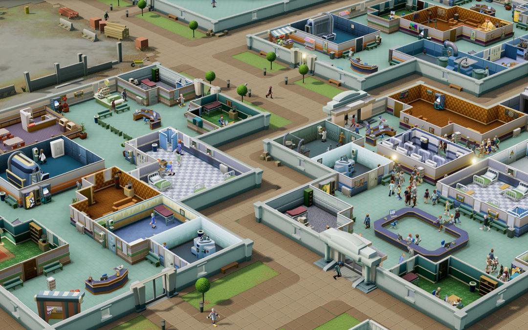La versión para consolas de Two Point Hospital se retrasa hasta 2020