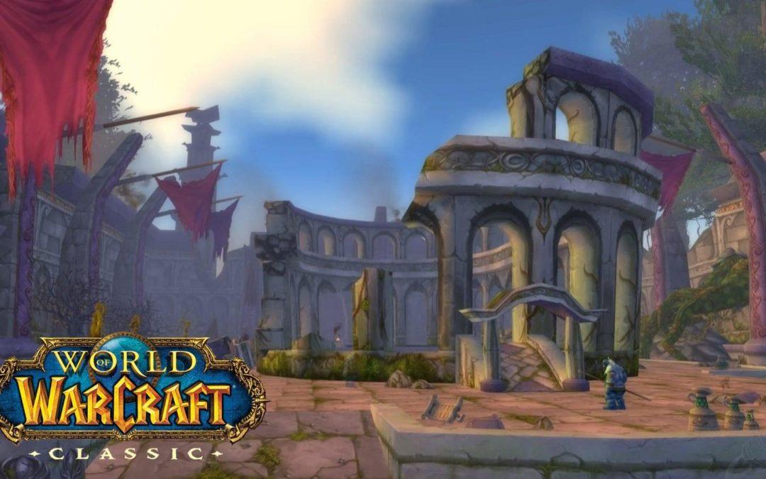 World of Warcraft Classic recibe la nueva mazmorra de Dire Maul