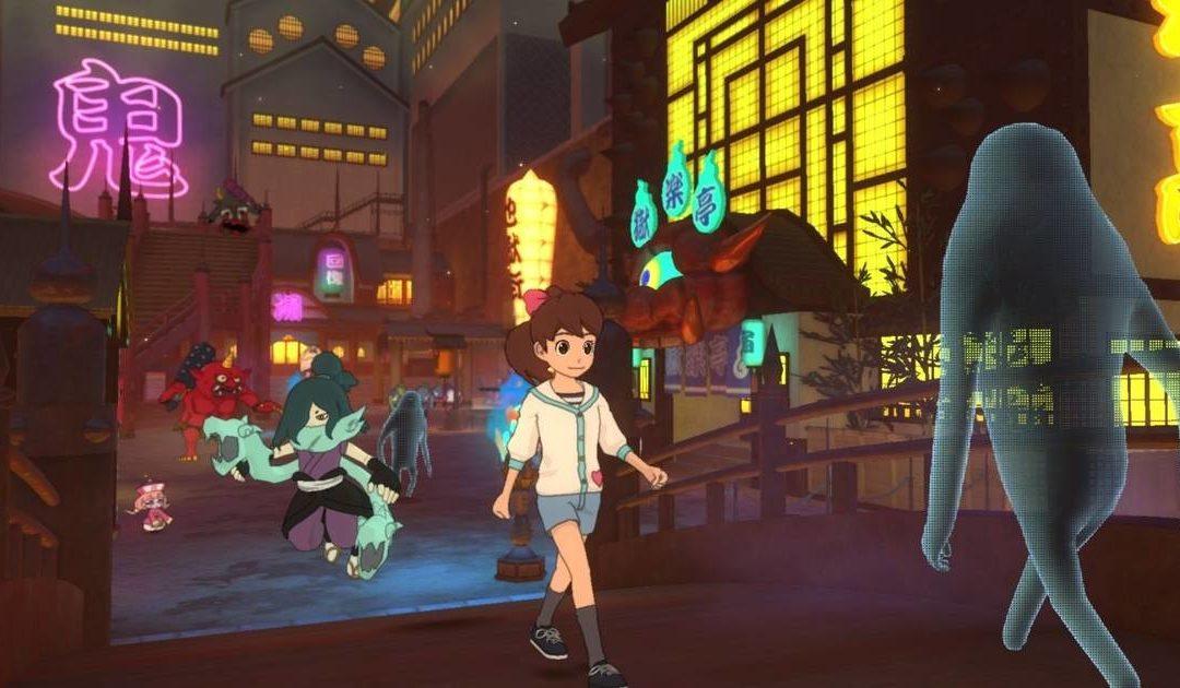 Yo-Kai Watch 4 ++ es anunciado para PS4 y Switch junto a nuevos mapas y personajes