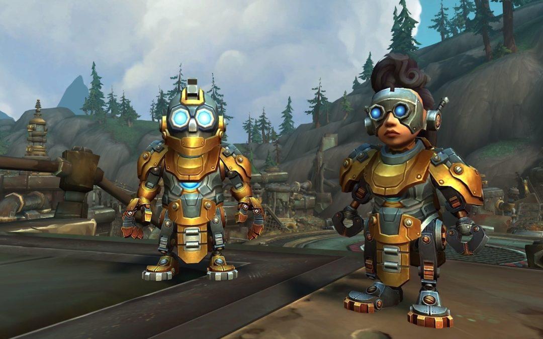 World of Warcraft estrena nuevas razas y otras muchas novedades en su próximo parche