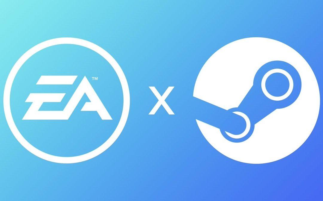 EA confirma su regreso a Steam tras 8 años de ausencia