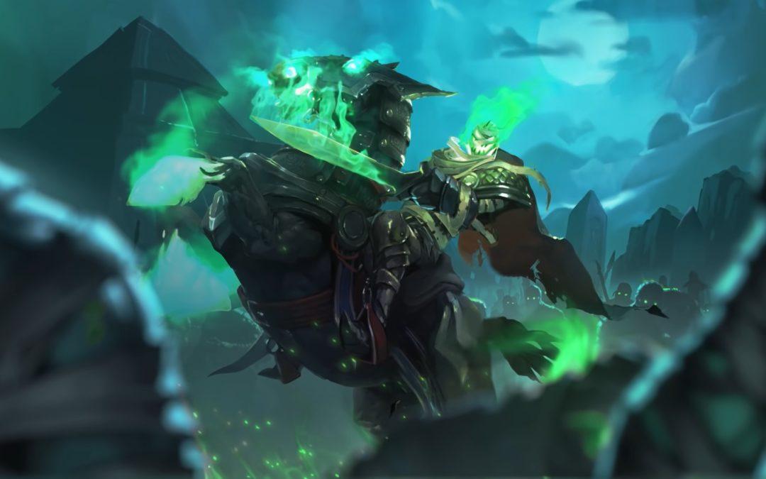 Blizzard desvela las recompensas del evento de Halloween de Hearthstone