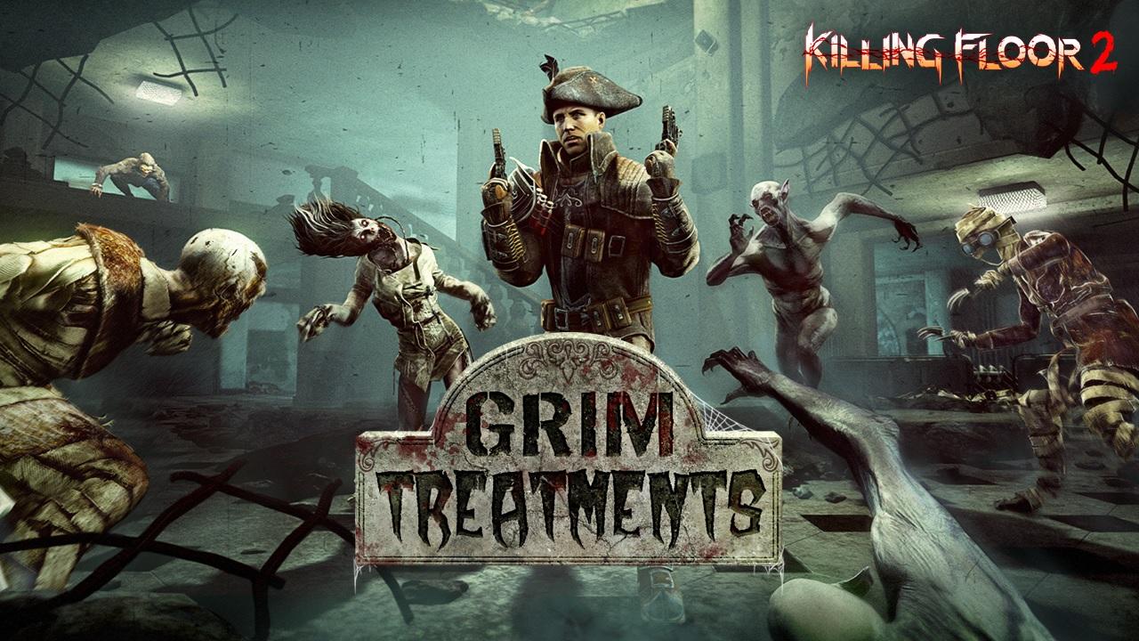 Killing Floor 2 se viste de Halloween en su última actualización