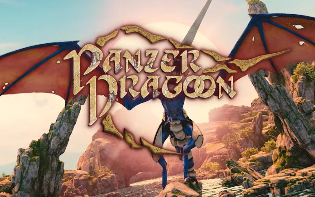 Panzer Dragoon Remake tendrá edición física