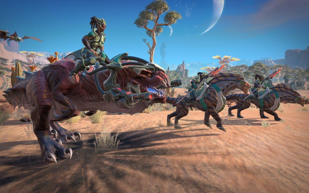 Age of Wonders: Planetfall y su viaje de la fantasía a la ciencia ficción