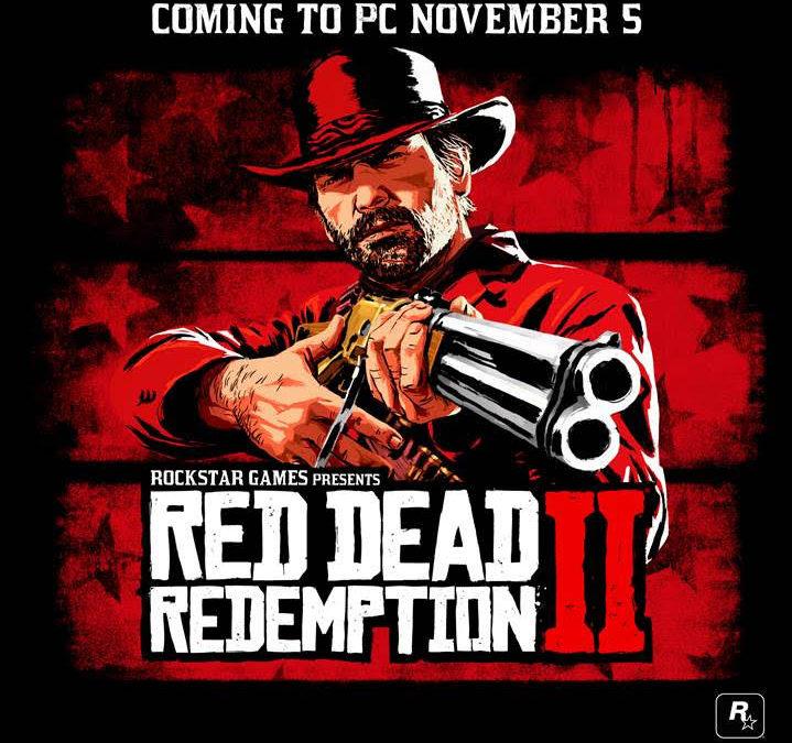 Red Dead Redemption 2 llegará a PC en noviembre