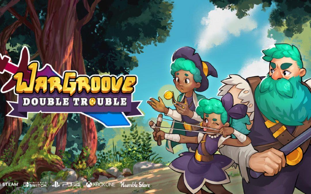 El nuevo DLC gratuito de Wargroove añadirá una campaña cooperativa