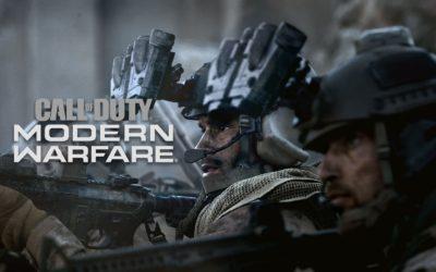 Análisis Call of Duty: Modern Warfare (2019)