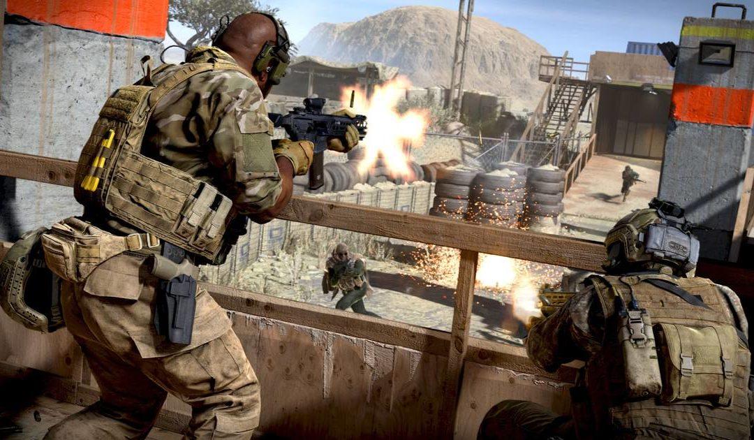 Call of Duty: Modern Warfare recibe un nuevo parche que ajusta fallos y equilibra las armas