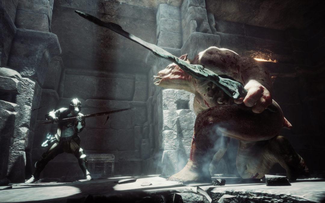 Capcom confirma que sigue trabajando en Deep Down, el proyecto no se ha abandonado