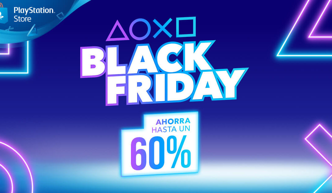 PlayStation en Black Friday: rebajas en consolas, packs, PS VR y juegos