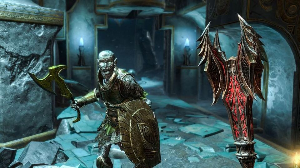 La edición para Nintendo Switch de The Elder Scrolls: Blades se retrasa hasta 2020