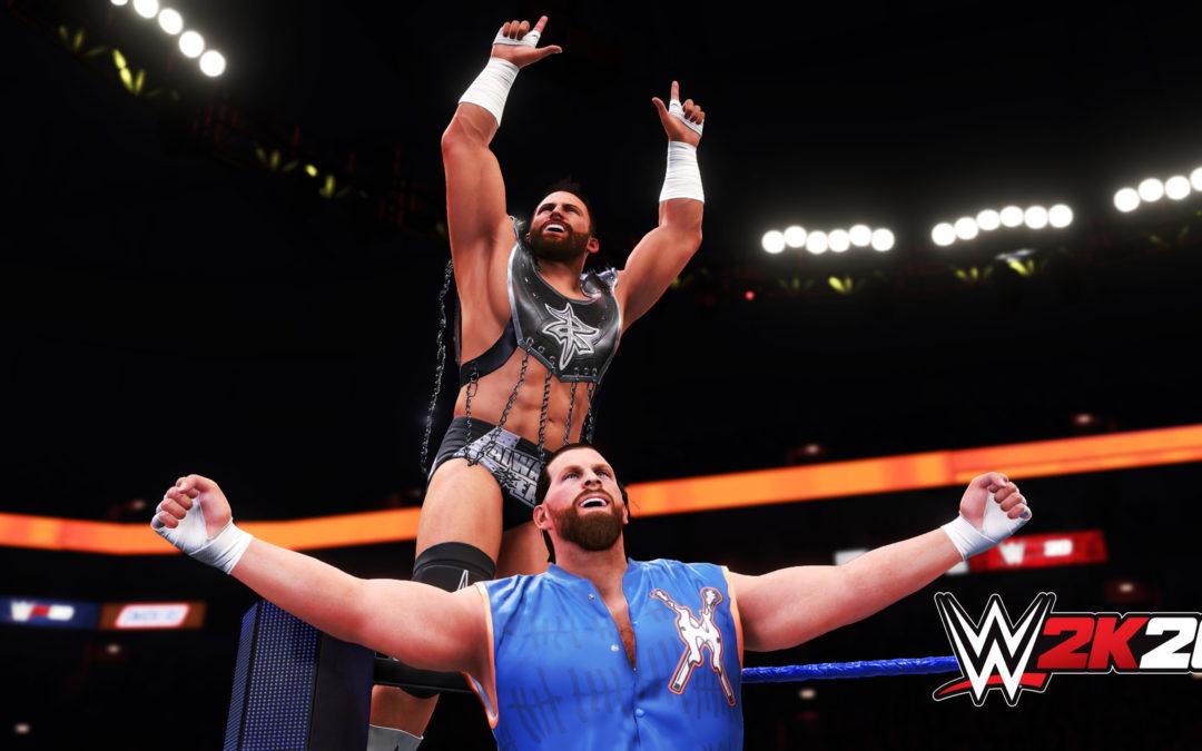 Take-Two trabajará en solucionar los problemas de WWE 2K20