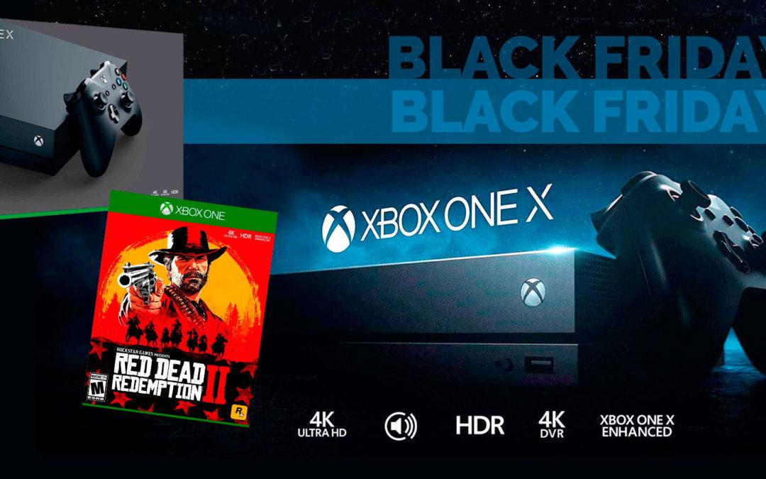 Microsoft presenta sus ofertas de Black Friday