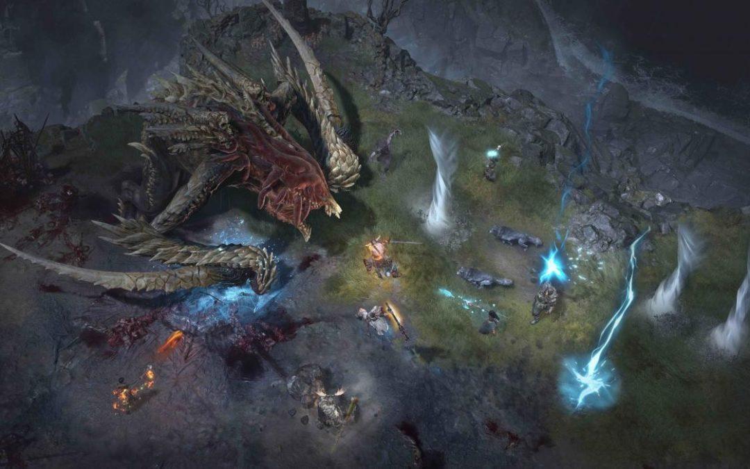 Diablo IV regresa a los orígenes de la saga: más oscuro y sangriento