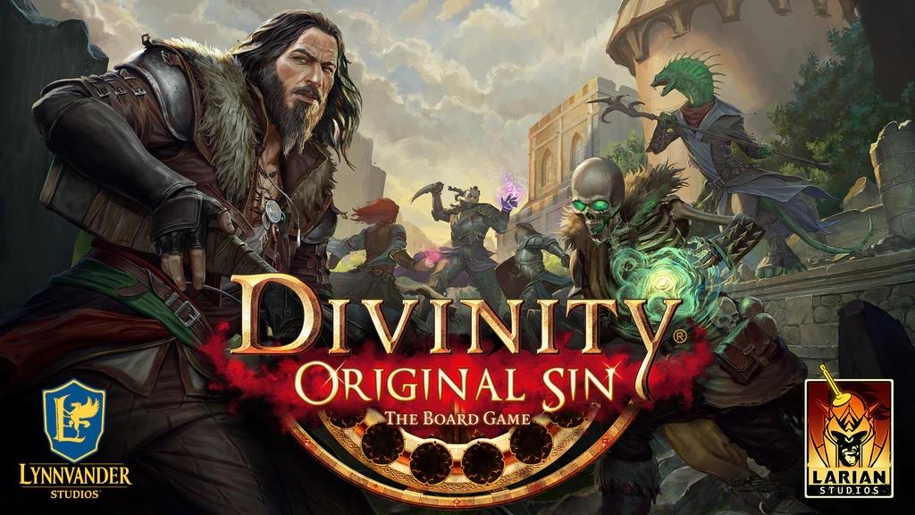 Divinity Original Sin se transforma en un juego de mesa gracias a Kickstarter