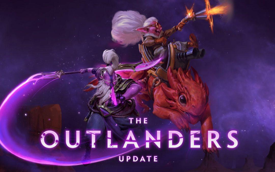 Dota 2 renueva su metajuego con la actualización Outlanders
