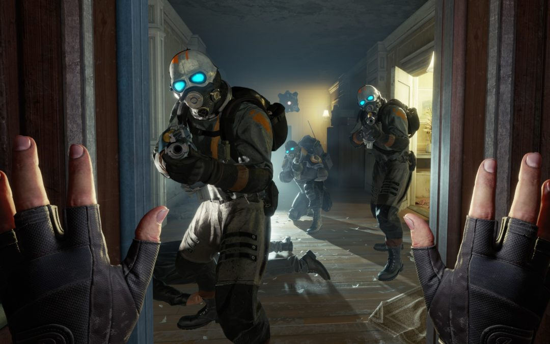 Half-Life: Alyx lleva la acción tradicional de la saga al mundo de la realidad virtual