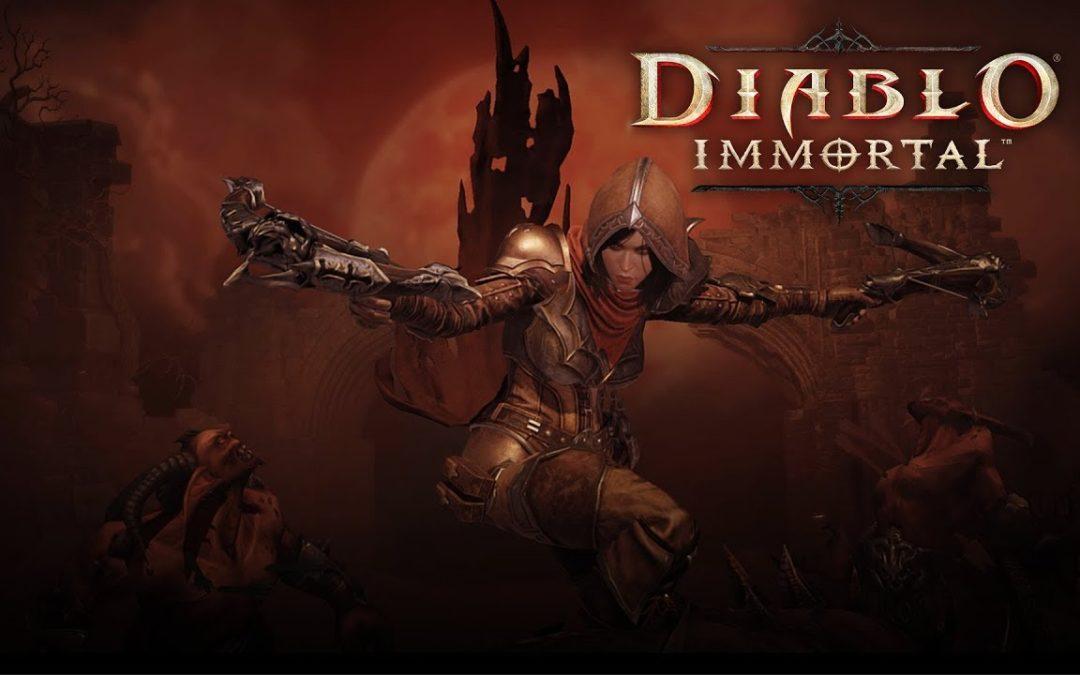 Diablo Immortal define su propuesta en BlizzCon