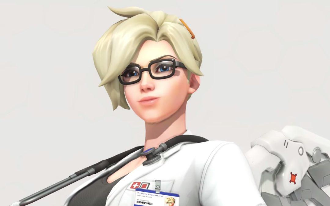 Overwatch ofrece una nueva skin exclusiva por tiempo limitado: Doctora Ziegler