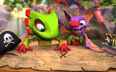 Los creadores de Yooka-Laylee desmienten estar trabajando en Banjo-Kazooie o formar parte de Microsoft