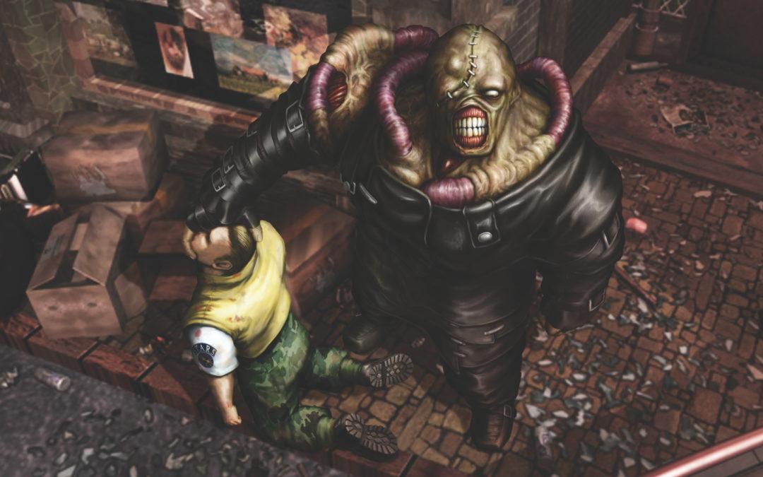 El remake de Resident Evil 3 en desarrollo y con salida para 2020 (Rumor)