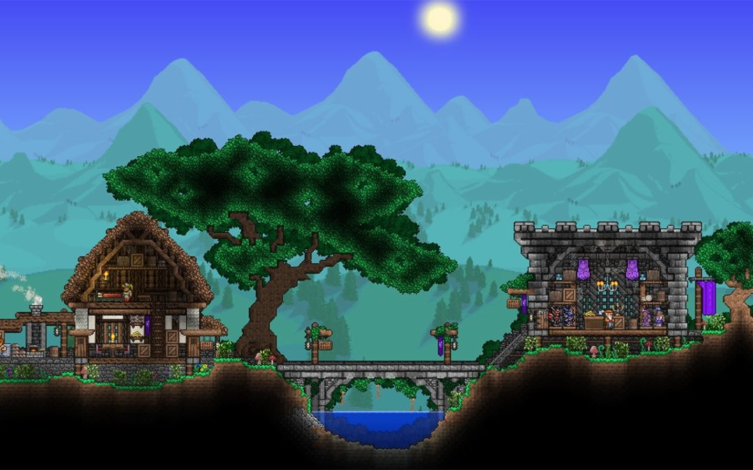Terraria retrasa hasta 2020 su actualización final Journey's End