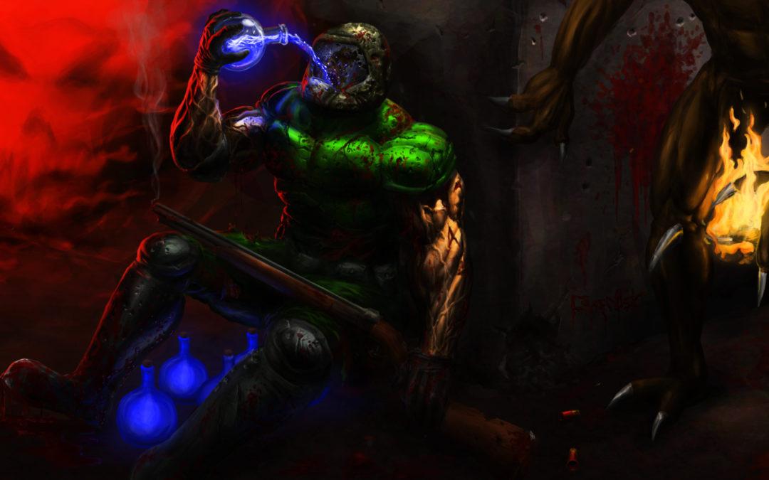 Brutal Doom consigue ser más fuerte gracias a un nuevo mod
