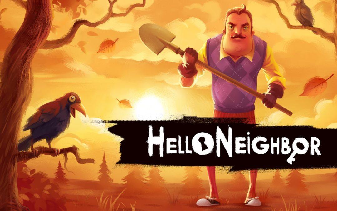 Epic Games Store celebra el fin de año regalando Hello Neighbor
