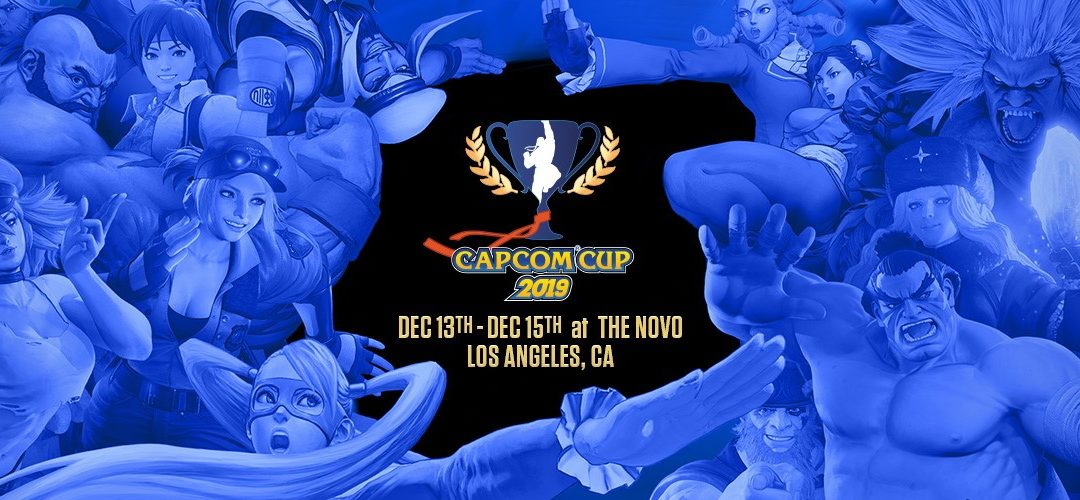 La Capcom Cup se celebra este fin de semana.