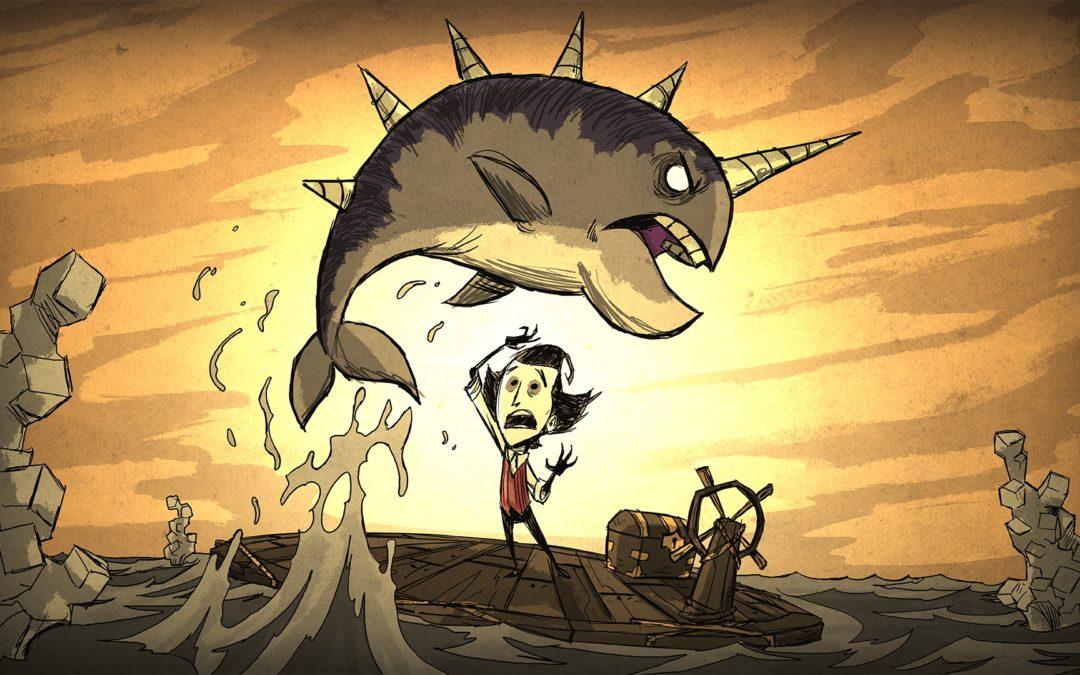 Don't Starve Together nos convierte en pescadores expertos con su último parche