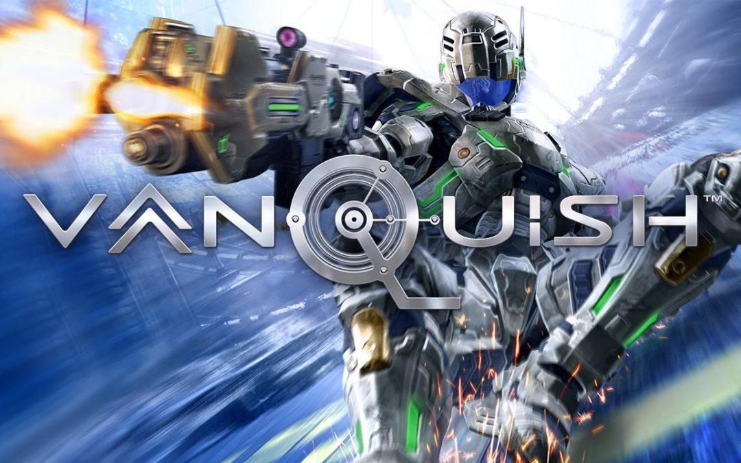 Filtrado el remaster de Vanquish