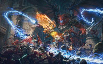 Pathfinder: Wrath of the Righteous, Owlcat Games se embarca en un nuevo RPG de corte clásico