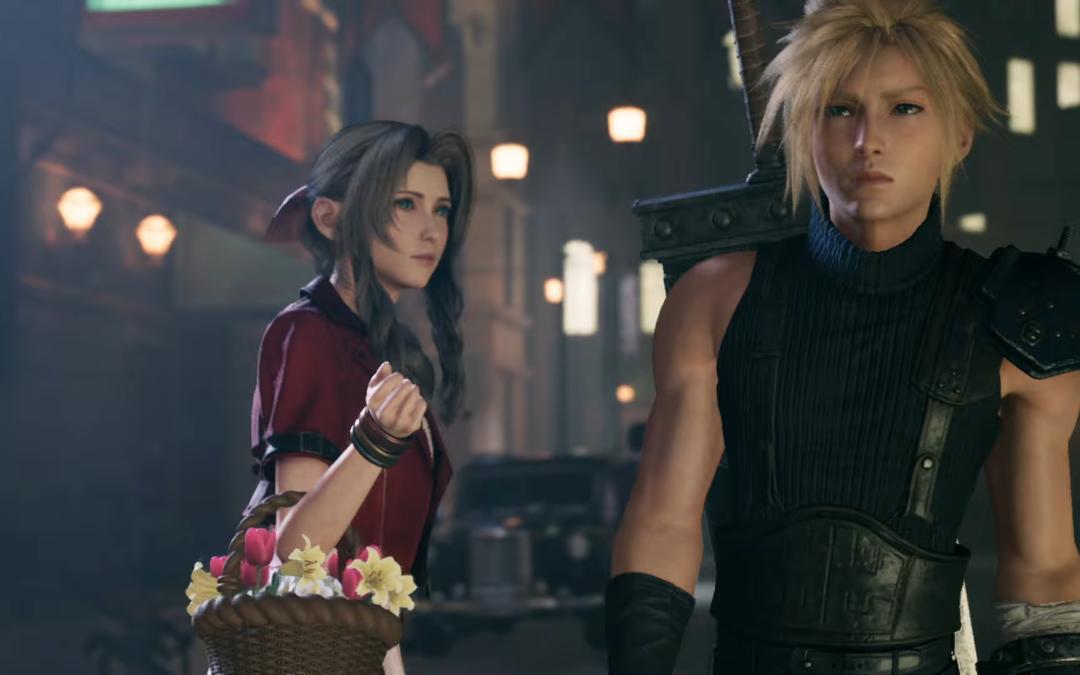 La exclusiva de Final Fantasy VII Remake en PS4 durará hasta marzo de 2021