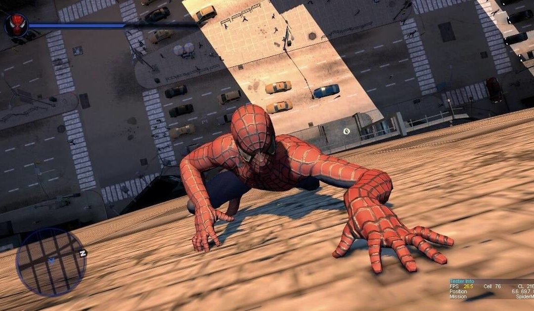 Vídeo inédito con metraje del juego de Spider-Man 4 para Wii